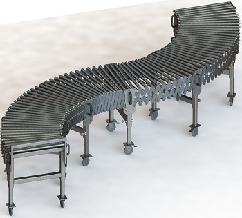 extensible conveyor